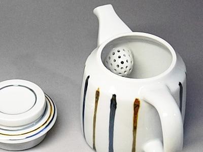 和食器砥部焼のティーポット