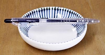 小皿 大きさ比較