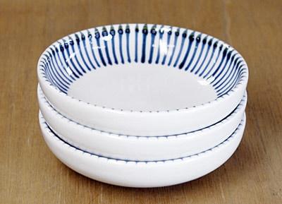 和食器 小皿 重なり