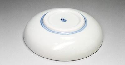 砥部焼の小皿