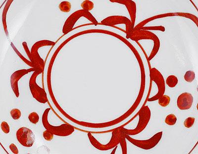 梅山 赤太陽 手描き