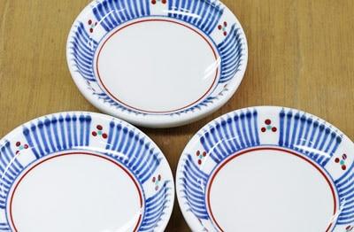 和食器 小皿 手描き