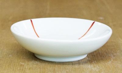砥部焼き 醤油皿