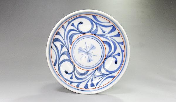 和食器 取り皿サイズの丸皿