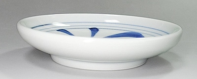 砥部焼 取り皿 丸皿