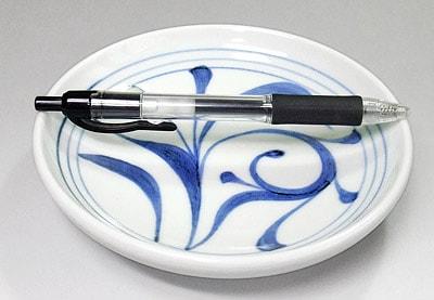 和食器 砥部焼 取り皿サイズの丸皿