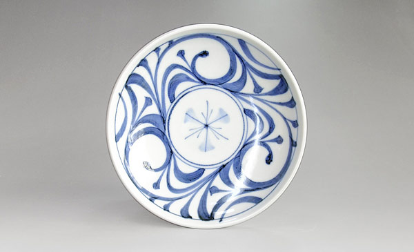 和食器 丸皿 取り皿サイズ