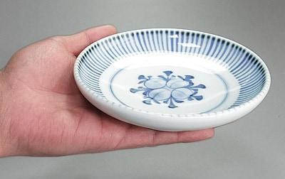 取り皿サイズの丸皿