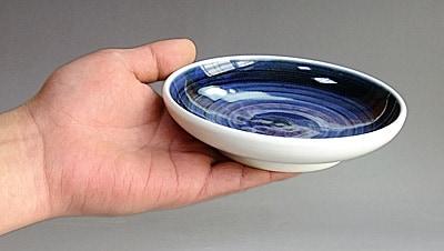 取り皿サイズ 4.6寸丸皿