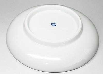 梅山窯 丸皿