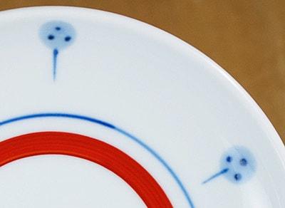 たんぽぽ 丸皿