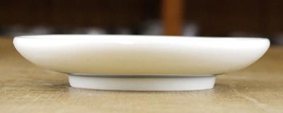 砥部焼き 切立丸皿