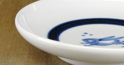 和食器 取り皿 切立丸皿