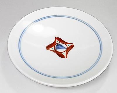 取り皿サイズの5寸丸皿