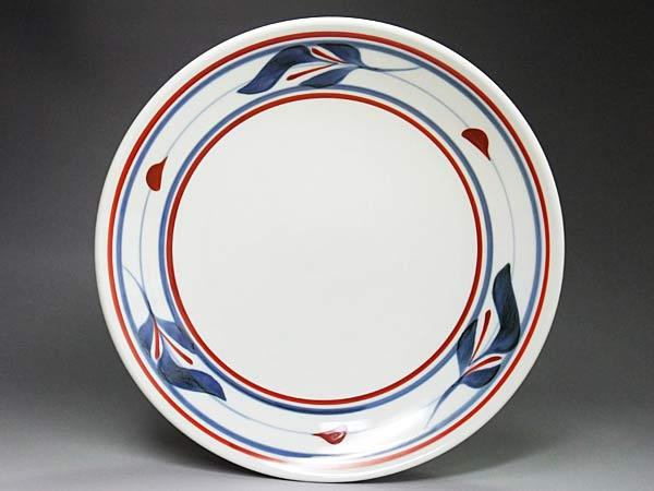 砥部焼の大皿