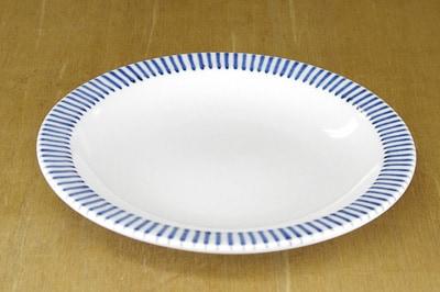 和食器 十草 丸皿