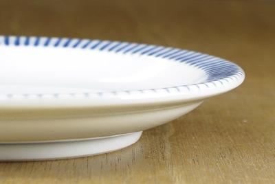 和食器 縁付き皿
