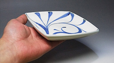 和食器の角皿