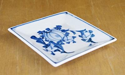 和食器 角銘々皿