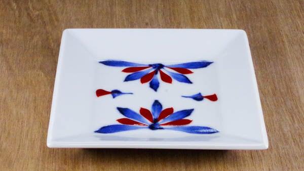 砥部焼き 梅山窯 皿