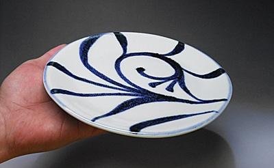 和食器の丸皿