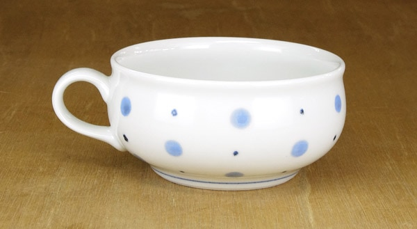 砥部焼 スープカップ