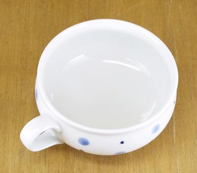 スープカップ 内側