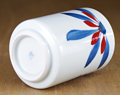 梅山窯 筒湯呑み