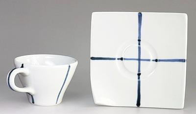 砥部焼 永立寺窯 コーヒーカップ