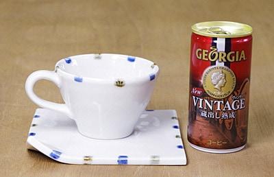 砥部焼き 小さめのコーヒーカップ