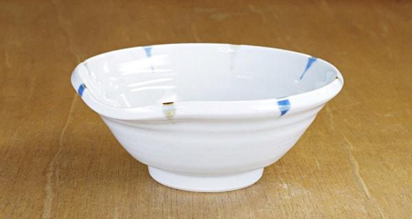 砥部焼き 永立寺窯 片口鉢