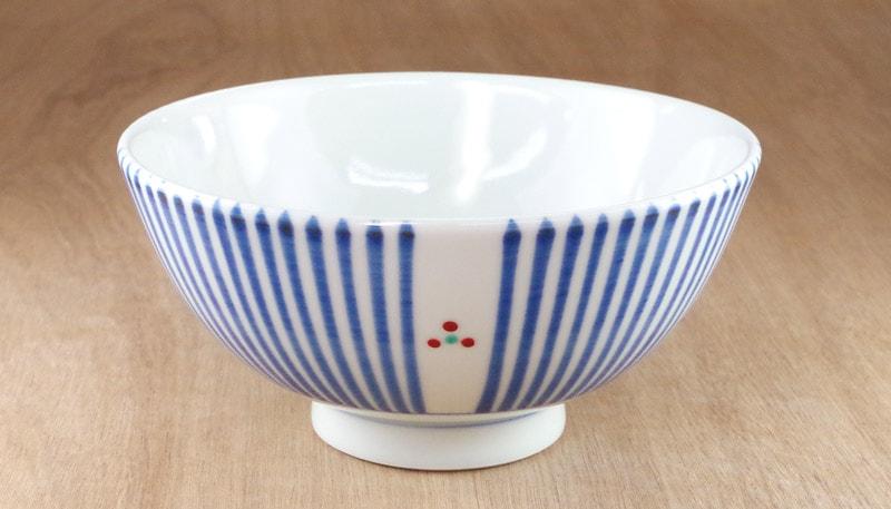砥部焼 梅山窯 丼 ラーメン鉢