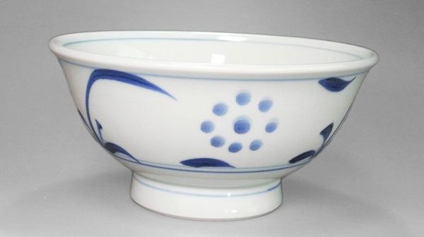 砥部焼 梅山窯 ラーメン鉢