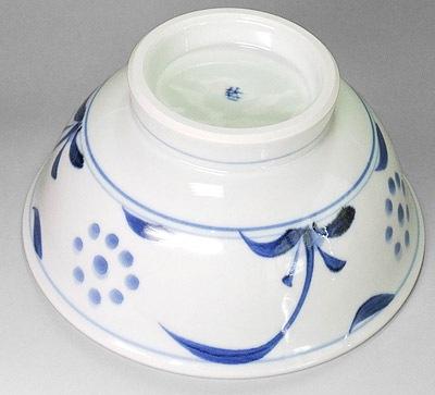 太陽文のラーメン鉢