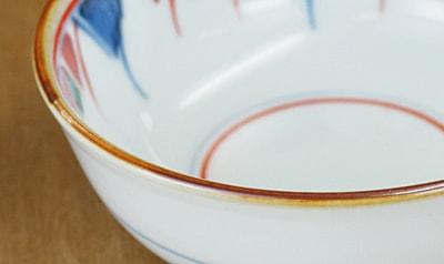 3.7寸平鉢 クチベニ