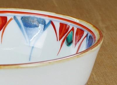 和食器 色絵 小鉢