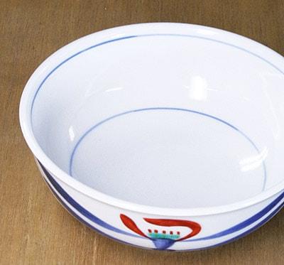 砥部焼き 梅山窯 浅鉢