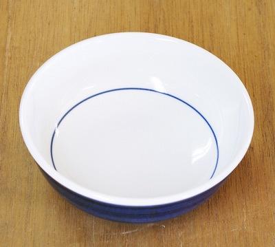 砥部焼き 梅山 平鉢