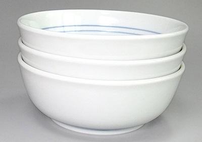 唐草文の平鉢