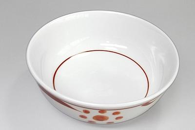 砥部焼 梅山窯 浅鉢