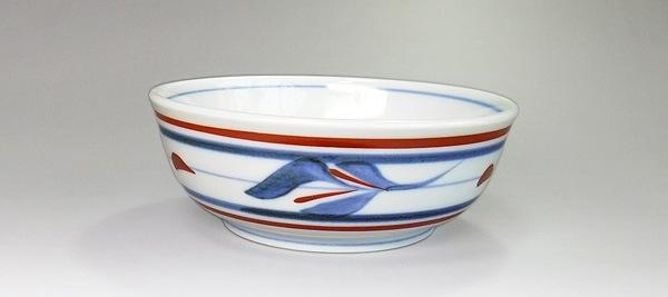 砥部焼き 浅鉢