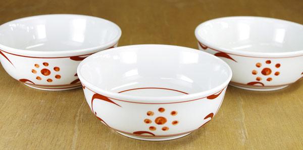 和食器 砥部焼 梅山 5寸平鉢