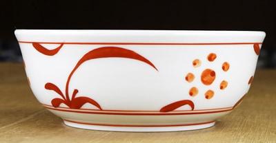 5寸平鉢 砥部焼