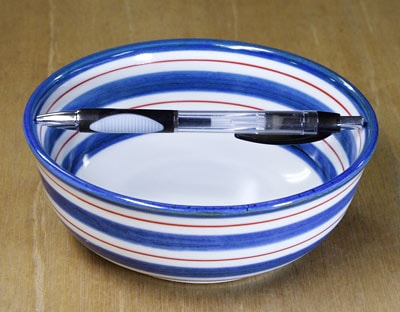 和食器 中鉢 大きさ比較