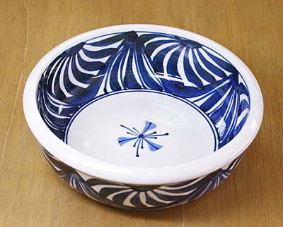 砥部焼き 梅山 大鉢