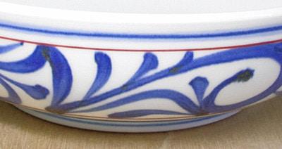 砥部焼 平鉢