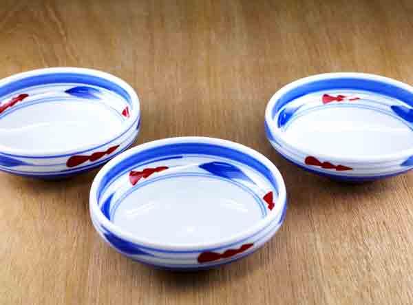 砥部焼き 梅山窯 小鉢