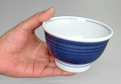 砥部焼 梅山窯 小鉢