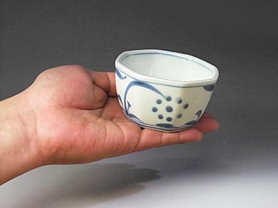 和食器砥部焼の角小鉢