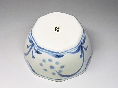 砥部焼の小鉢、角鉢